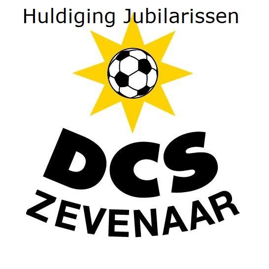 Huldiging jubilarissen DCS