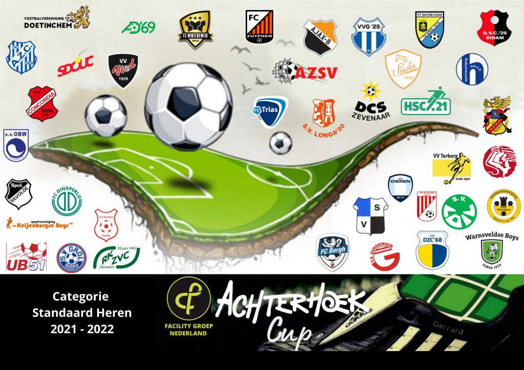 Achterhoek Cup 2021/2022 - wedstrijd DZC - DCS uitgesteld!